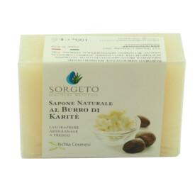 sapone naturale al burro di karitè gr 100