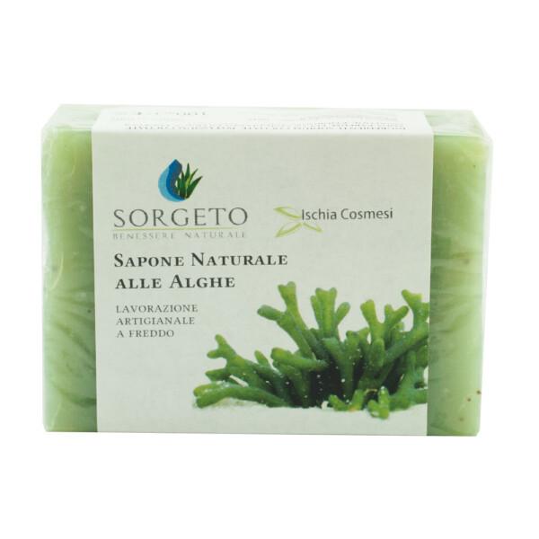 sapone naturale alle Alghe