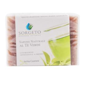 Sapone Naturale al Tè Verde gr 100
