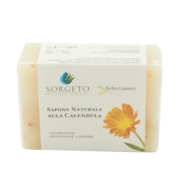 sapone naturale alla Calendula gr 100