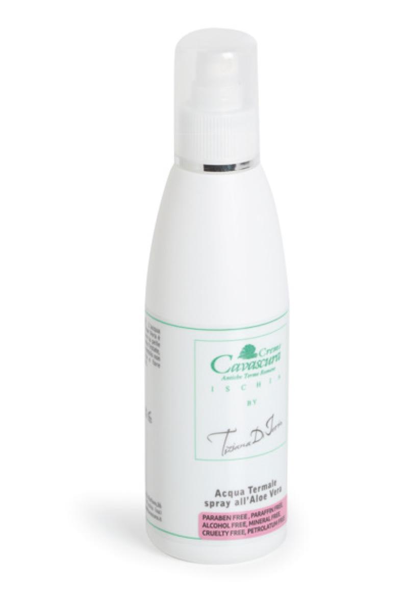Acqua Termale Spray all'Aloe