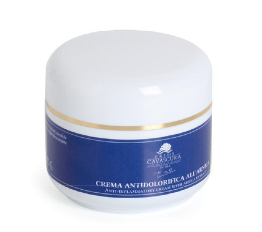 Crema Antidolorifica Arnica