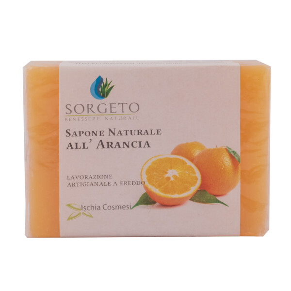 Sapone all'Arancia gr 100 Sorgeto