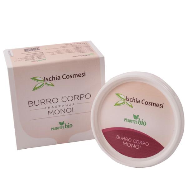 Burro corpo Monoi gr 100 Bio