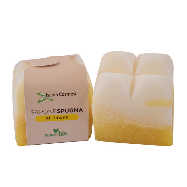Sapone Peeling Bio Limone gr 150