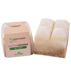 Sapone Peeling Bio all'Aloe Vera gr 150