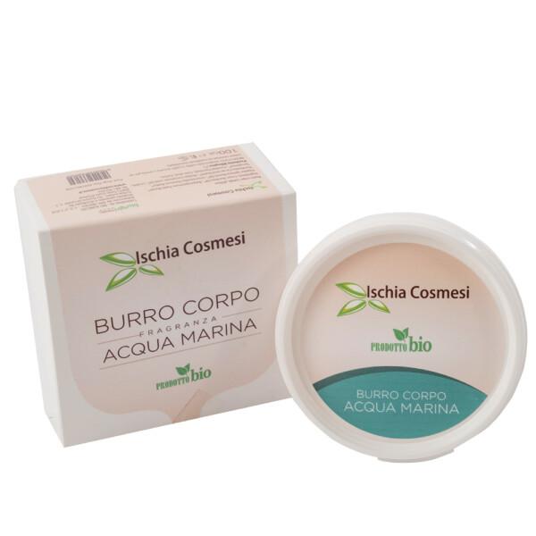 Burro corpo all'Acqua Marina gr 100 Bio