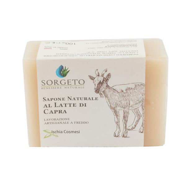 Sapone Naturale al Latte di Capra