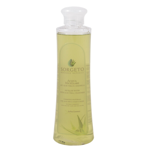 Acqua Micellare Sorgeto 250 ml