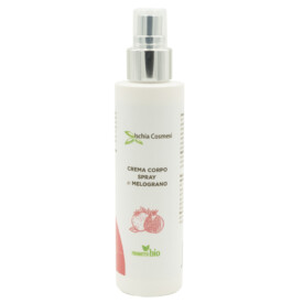 Crema Corpo Spray Bio al Melograno 150 ml