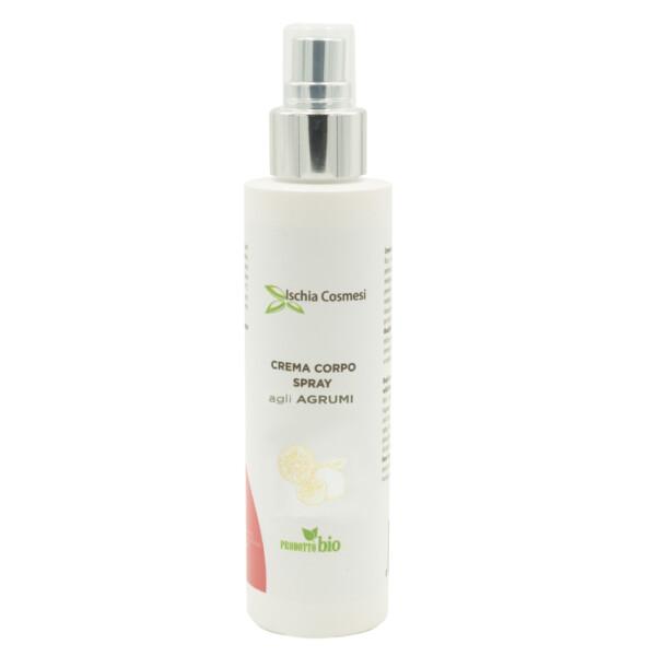 Crema Corpo spray agli Agrumi 150 ml