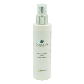 Crema Corpo Spray Acqua Marina Sorgeto 150 ml