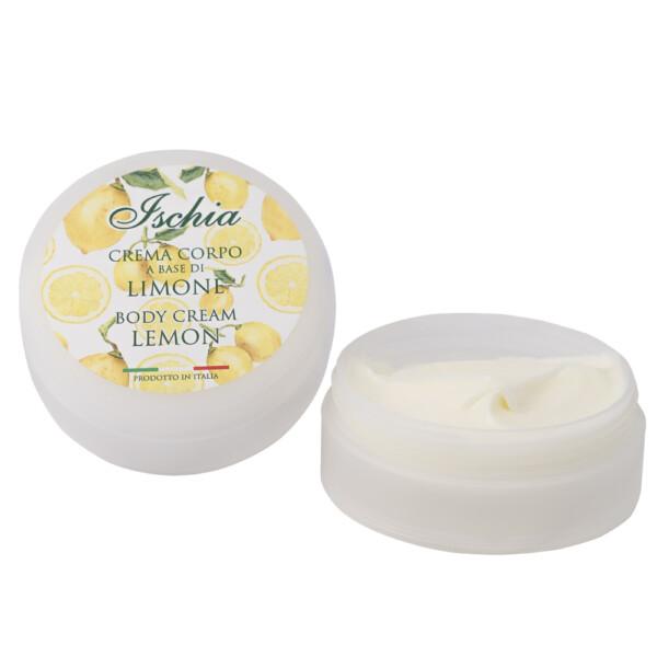 Crema Corpo al Limone 100 ml