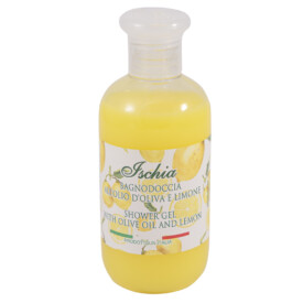 Bagno Doccia all'olio di Oliva e Limone