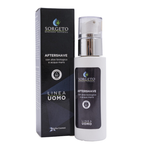 After Shave Sorgeto 125 ml